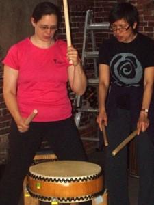 Taiko Drumming Class
